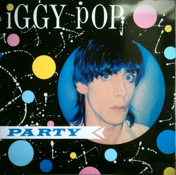 Iggy Pop - Party Vinyl LP MOVLP1601
