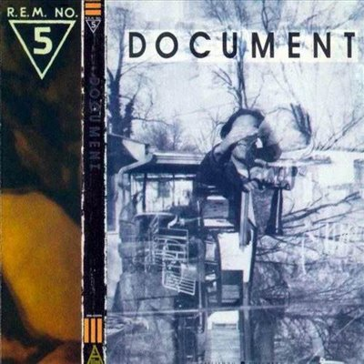 R.E.M - Document 180 Gram Vinyl LP