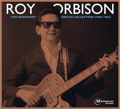 Roy Orbison - Monument Single Collection 2 x Vinyl LP
