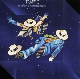 Traffic ‎– Shoot Out At The Fantasy Factory 180g Vinyl LP