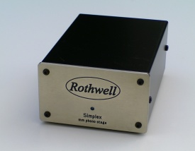 Rothwell Simplex MM Phonostage