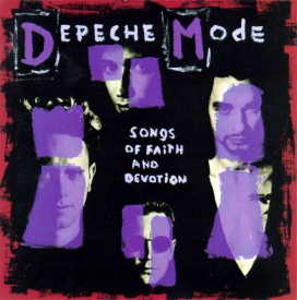 Depeche Mode - Songs of Faith and Devotion 180g Vinyl LP