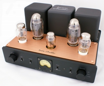 Icon Audio Stereo 30SE Integrated KT150 Valve Amplifier