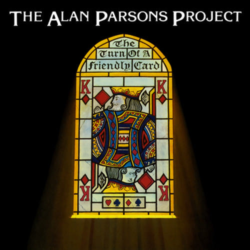 The Alan Parsons Project - The Turn Of A Friendly Card Vinyl LP