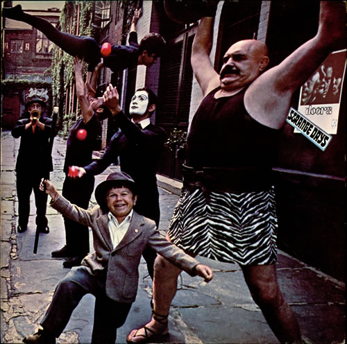The Doors - Strange Days 2 x Vinyl LP