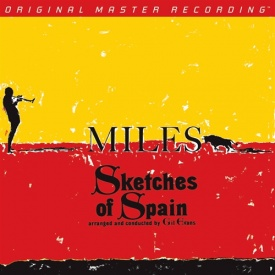 Miles Davis - Sketches of Spain Vinyl LP COLUMBIA/MOFI MFSL1-375
