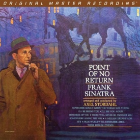 Frank Sinatra - Point of No Return 180g Vinyl LP (MFSL 1-409)