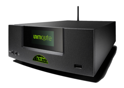 Naim UnitiQute 2 All In One Audio Player with APTX Bluetooth