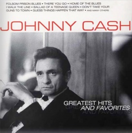 Johnny Cash - Greatest Hits and Favourites 2 x Vinyl LP