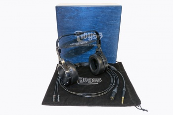 Abyss AB - 1266  Lite Audiophile Reference Headphones