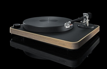 Clearaudio Concept Wood MM Turntable (With Concept MM cartridge)