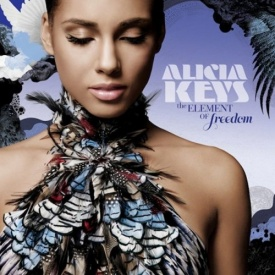 Alicia Keys - The Element of Freedom Vinyl LP