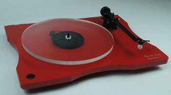 Edwards Audio Apprentice Mk2 Lite Turntable