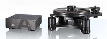 AVID Volvere Sequel SP Turntable