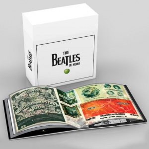 The Beatles in Mono Limited Edition 14 LP Vinyl Box Set