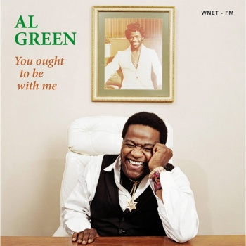 Al Green - You Ought To Be With Me Live at Soul NY 13 Jan 1973 - Vinyl LP (BRR4022)