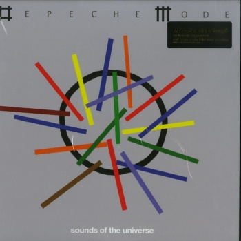 Depeche Mode - Sounds of the Universe - Double 180g Vinyl LP