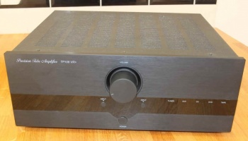 Canor TP106 VR+ Integrated Valve Amplifier Black Pre Owned