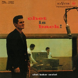 Chet Baker Sextet - Chet is Back! 180g Vinyl LP