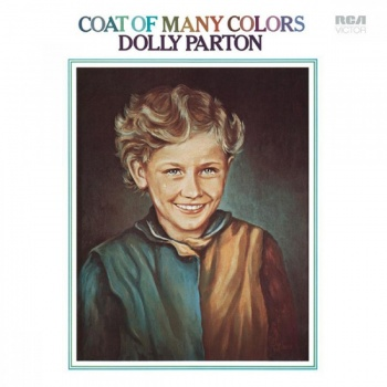 Dolly Parton - Coat Of Many Colors Vinyl LP MOVLP1443