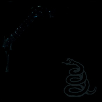 Metallica - Metallica (The Black Album) - Vinyl LP