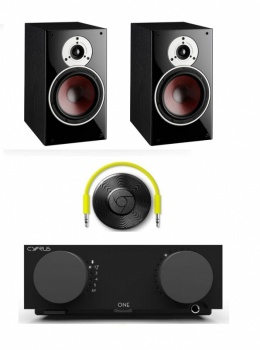 Cyrus ONE Streaming Starter System (With Dali Zensor 3 Speakers)