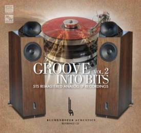 STS Digital: Groove Into Bits Volume 2 CD