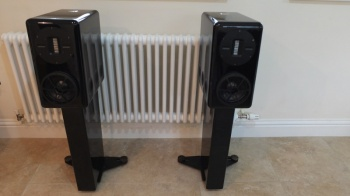 Roksan Darius S1 Loudspeakers  Black Ex Demonstration