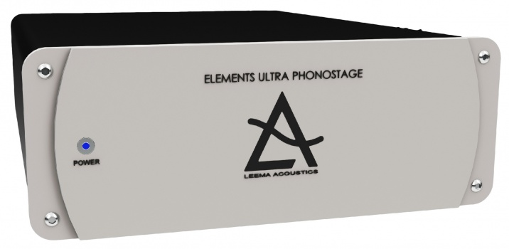Leema Elements Ultra MM & MC Phono Stage