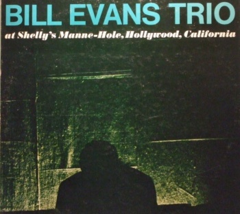 Bill Evans Trio - At Shelly's Manne Hole Clear Vinyl LP (ACV2054)