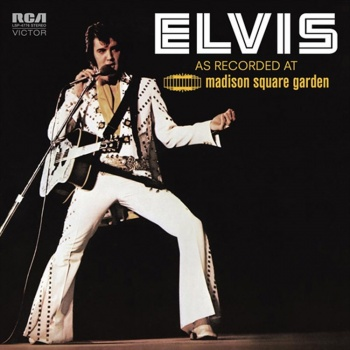 Elvis Presley - As Recorded at Madison Square Gardens 2x 180g Vinyl LP (MOVLP643)