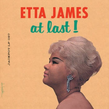 Etta James - At Last! vinyl LP JPR-037