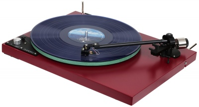 Funk Firm Flamenca Turntable (With F6 Tonearm)