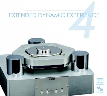 STS Digital Extended Dynamic Experience, Vol. 4 Music CD