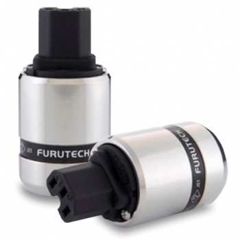 Furutech FI-48 Rhodium High Performance IEC Connector