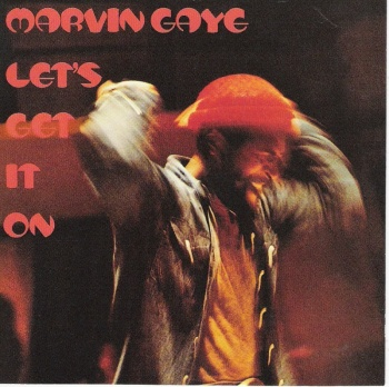 Marvin Gaye - Let's Get it On - 2x 180g Vinyl LP (900310)