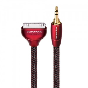 AudioQuest Golden Gate iPod to 3.5mm mini Interconnects