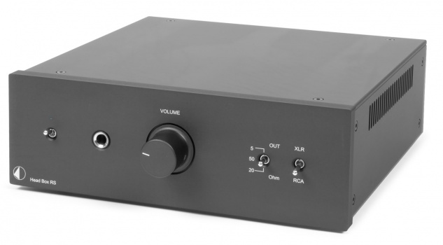 Pro-Ject Head Box RS Headphone Amplifier