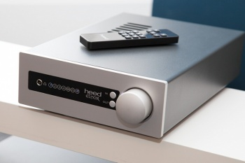 Heed Audio Elixir Integrated Amplifier (With MM Phono Stage)