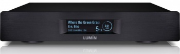 Lumin D2 Audiophile Network Music Player