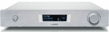 Lumin M1 Audiophile Network Music Player and Integrated amplifier