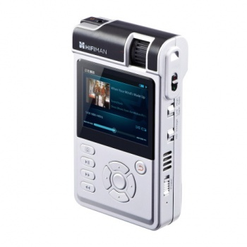 HiFiMAN HM-650 Digital Music Player