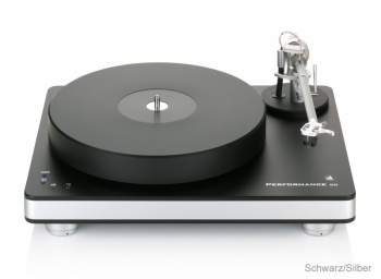 Clearaudio Performance DC With TT5 Tangential Tonearm  EX Demonstration
