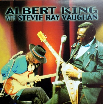 Albert King With Stevie Ray Vaughan - In Session Vinyl LP APB7501-45