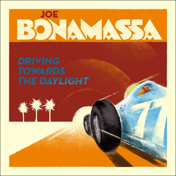Joe Bonamassa - Driving Towards The Daylight Vinyl LP