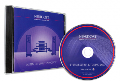 Nordost Set Up and Tuning CD