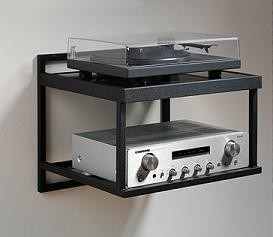 Apollo Wt2 Se Dedicated 2 Shelf Hi Fi Wall Support
