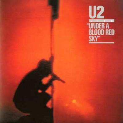 U2 Under A Blood Red Sky 180g Vinyl Lp