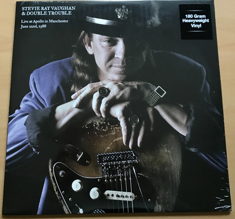 Stevie Ray Vaughan Amp Double Trouble Live At Apollo In
