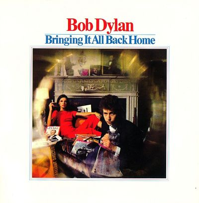 Bob Dylan - Bringing It All Back Home Vinyl LP